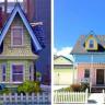 Gerçek Hayatta İnşa Edilmiş Orijinalini Aratmayan 10 Çizgi Film Evi