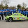 Üniversite Öğrencilerinin Geliştirdiği Elektirikli Araç 'Evrim' Dünya Maratonuna Hazırlanıyor