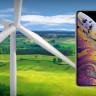 Tuhaf Ama Gerçek: iPhone XS Max Yerine 2 Adet Rüzgar Türbini Alabilirsiniz
