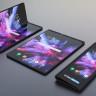 Katlanabilir Samsung Telefona Dair En Gerçekçi Tasarım