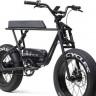 Çift Süspansiyonu ile Yollarda Akıp Gidecek Retro Elektrikli Bisiklet: Buzzraw X