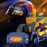 F1 Hayranları İçin Üretilen Sanal Gerçeklik Seti HTC Vive Modeli Tanıtıldı