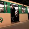 Metroda Dünyaya Gelen Bebeğe 25 Senelik Ücretsiz Toplu Taşıma Kartı Verilecek