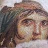 Yurt Dışına Kaçırılan 'Çingene Kızı' Mozaiği Türkiye'ye Getirildi