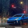 Toyota'nın Hibrit Motorlu Otomobili Prius AWD-e Tanıtıldı