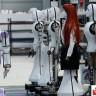 82 Bin TL'lik Konyalı Robotlar, İstanbul Havalimanı'nda Hizmet Verecek