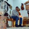 40 Yılda 5 Sergi Açan Fakat Hiçbir Eser Satamayan Sanatçı: Canip Cihangir