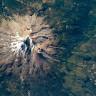 Dünyada Bulunan Dağların ve Volkanların Uzaydan Çekilmiş 35 Muhteşem Fotoğrafı