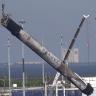 SpaceX'in Falcon 9'u Dünya'ya Geri Döndüğünde Nasıl Görünüyor? (Video)