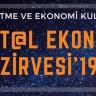 Dijital Ekonomi Zirvesi'19 13-14 Aralık'ta Karadeniz Teknik Üniversitesi'nde