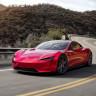 0'dan 100'e 1.9 Saniyede Çıkan Tesla Roadster'in Yolculara Kalp Krizi Geçirten Kalkış Hızı