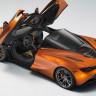 Ferrari 488 Spider'a Rakip Çıktı: McLaren 720S Spider Tanıtıldı