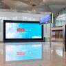 Samsung, İstanbul Havalimanı'nda Dünyanın En Büyük Kapalı Alan LED Tabelasını Kurdu