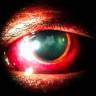 Bir Adamın Gözünde Yumruk Yemesinin Ardından 'Yıldız' Oluştu
