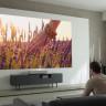 LG'den 310 Ekranlık Görüntüyü 17 cm Mesafeden Yansıtabilen Projektör