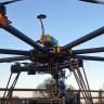 Octocopter Patlamamış Bomba ve Mayınların Yerini Tespit Edecek