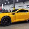 Transformers'tan 4 Adet Bumblebee Camaro Aracı Satılığa Çıkarıldı