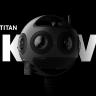 11K Video Çekebilen, Basketbol Topu Büyüklüğünde Kamera: Insta360 Titan