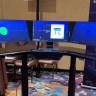Dokunmatik Ekranlar ve Mükemmel Bir PC'den Oluşan Akıllı Masa: SmartDesk