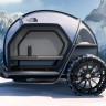 BMW ve The North Face, Ortak Geliştirdikleri 2 Tekerlekli Çadırı Tanıttı