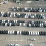 İstanbul'da Binlerce UBER Aracı Otoparklarda Çürüyor