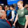 Meclis Başkanı Binali Yıldırım, E-Sporcularla Buluştu