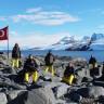 Türk Bilim İnsanları, Meteorolojik Çalışmalar Yapmak İçin Antarktika'ya Gidiyor