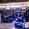 Jaguar'ın Yeni Sürücüsüz Araçları, Hangi Yöne Gideceğini Yayalara Bildirecek