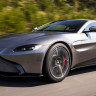 Aston Martin'in İlk Elektrikli Sedanından Video Geldi