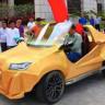 Çin'de 3D Yazıcıyla Araba Üretildi