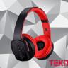 Tek Hareketle Hoparlöre Dönüşen Kulaküstü Kulaklık: Bix BH-1