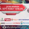Uluslararası ODTÜ Robot Günleri 23-24 Şubat'ta