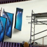Huawei'nin İlk Katlanabilir Telefonu Mate X'in MWC 2019 Afişi Ortaya Çıktı