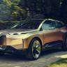 BMW'nin Gizemli Otomobili iNext En Sonunda Görüntülendi