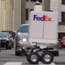 FedEx, Aynı Gün Teslimat Yapabilmek İçin Otonom Robotlar Kullanacak