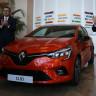 Yeni Renault Clio 5, Dünya Lansmanıyla Eş Zamanlı Olarak Bursa'da Tanıtıldı