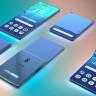 ZTE'nin Yeni Patenti, Dikey Katlanan Bir Telefonu Ortaya Çıkardı