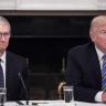 """Trump'ın """"Tim Apple"""" Gafına, Tim Cook Twitter'da Eğlenceli Bir Karşılık Verdi"""