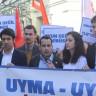 Türkiye Liseliler Birliği, 'Mavi Balina' Oyununa Karşı Eylem Yaptı