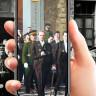 Atatürk'ü Sanki Yanınızdaymış Gibi Hissettirecek, Artırılmış Gerçeklik Teknolojili Kartlar