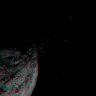 NASA Araştırmacılarını Şaşırtan Olay: Volkan Gibi Parçacık Püskürten Asteroit