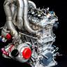 Audi, Ferrari'nin F8 Tributo'sundan Daha Güçlü Bir Motor Üretti