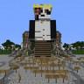 Minecraft Oyuncuları, Hayatını Kaybeden Sunucu Sahibinin Heykelini Yaptı