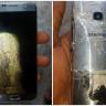 Bir Samsung Galaxy S7 Edge, Durup Dururken Alev Aldı
