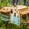 Bir Araştırmaya Göre Kuş Besleyen İnsanlar Daha Korumacı Hale Geliyor