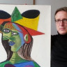 20 Yıl Önce Çalınan Picasso Tablosu Amsterdam'da Ortaya Çıktı
