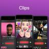 Apple Clips'e Harici Ses Ekleme Desteği Geldi