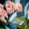 Ölçümleri Hesaplaması İçin Akıllı Telefonları Kullanan Bluetooth'lu Metal Dedektörü