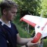 Bir Genç, 18.000 Metre Yüksekliğe Çıkabilen Kendi Planörünü Tasarladı