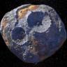 Metal Göktaşlarında Volkanik Patlamalar Oluşmuş Olabilir
